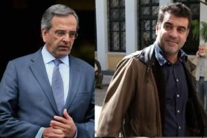 """Μήνυση Σαμαρά σε Βαξεβάνη για """"χυδαία, προσβλητική ανάρτηση"""". Δείτε τι απάντησε ο δημοσιογράφος"""