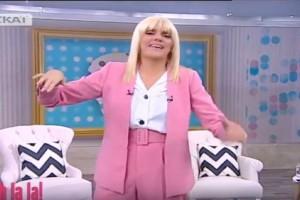 Σάσα Σταμάτη: Η καλύτερη πρεμιέρα που έχει γίνει! Μπήκε με μπινελίκια: «Άλλο ένα σούργελο στην τηλεόραση!» (Video)