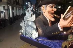"""""""Πατρινό καρναβάλι για πάντα"""": Μαγευτική βραδιά στην πρωτεύουσα των Αποκριών! (photos+video)"""