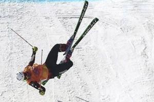 Σοκαριστικό βίντεο: Σκιέρ τραυματίστηκε μετά από άσχημη πτώση στους Χειμερινούς Ολυμπιακούς Αγώνες!