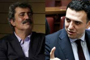 Άναψαν τα αίματα στη βουλή: Τα γέλια του Πολάκη και ο εκνευρισμός του Κικίλια
