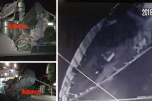 Νέες εικόνες που σοκάρουν από τις ζημιές που προκάλεσε το τουρκικό πλοίο στο «Γαύδος»! (Photo & Video)