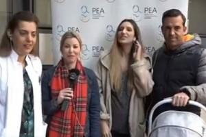 Στέφανος Κωνσταντινίδης - Μαρία Δήμου: Πήραν εξιτήριο από το μαιευτήριο! Οι πρώτες δηλώσεις του ζευγαριού για το μωράκι του!