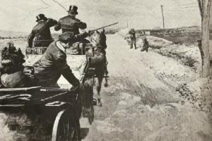 Σαν σήμερα στις 14 Φεβρουαρίου το 1898 έγινε απόπειρα δολοφονίας κατά του Γεωργίου Α'