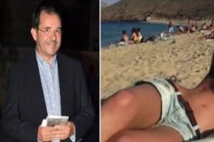 """Είδαμε την 28χρονη κόρη του Παύλου Τσίμα και πάθαμε ένα """"μίνι"""" εγκεφαλικό! Δείτε και θα το πάθετε και εσείς (photo)"""