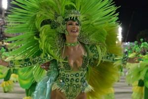 Βραζιλιάνες και ατελείωτη σάμπα στο πιο ξέφρενο πάρτι του κόσμου!