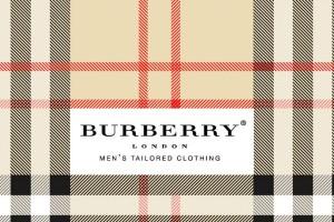 Η Burberry αλλάζει τα χρώματα στο διάσημο καρό της για χάρη...