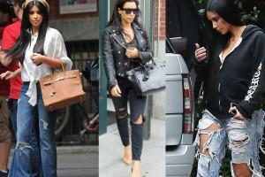 Φόρα το όπως η Kim Kardasian: Δες εδώ πως θα φτιάξεις το δικό σου σκισμένο τζιν!