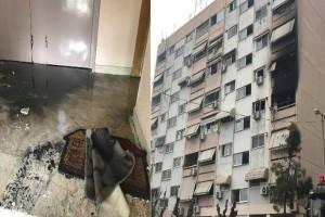 """Σοκάρει η """"ταυτότητα"""" του νεκρού που κάηκε ζωντανός στο διαμερισμά του στο Περιστέρι! """"Πάγωσαν"""" όταν είδαν για ποιον πρόκειται (photos)"""