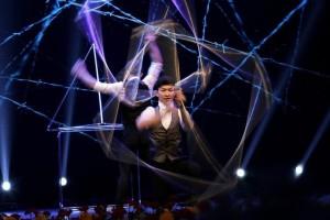 Η φωτογραφία της ημέρας: Κινέζοι χορευτές παίρνουν μέρος στους εορτασμούς για την κινέζικη πρωτοχρονιά στην Καλκούτα!