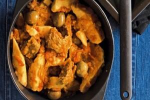 Ένα εύκολο και νόστιμο πιάτο: Μοσχαράκι με γλυκοπατάτες!