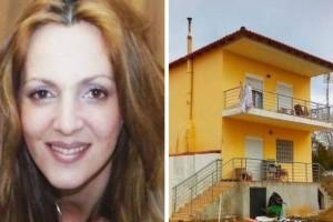 Τραγωδία στην Χαλκιδική: Σ' αυτό το σπίτι κάηκε ζωντανή η δημοσιογράφος, Καρολίνα Κάλφα! (photos)