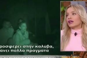 Survivor Πανόραμα: Τους έδωσε στεγνά η Κοκαλίτσα! Όσα αποκάλυψε για την σχέση Ηλία-Μαρίνας! (video)