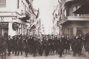 Σαν σήμερα στις 23 Φεβρουαρίου το 1943 έγινε η Πολιτική Επιστράτευση των Ελλήνων έπειτα από διαταγή του στρατηγού Σπάιντελ