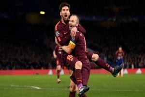 Champions League: Βήμα πρόκρισης με... Μέσι για Μπαρτσελόνα!