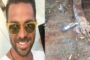 Τροχαίο Ηλία Βρεττού: Νέες φωτογραφίες από το σημείο! Το αντικείμενο του τραγουδιστή που έφυγε στην άσφαλτο!