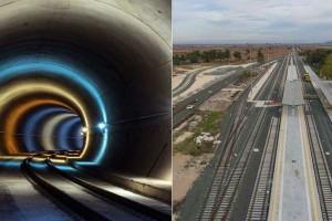 Άνοιξε η μεγαλύτερη σιδηροδρομική σήραγγα των Βαλκανίων που βρίσκεται στην Ελλάδα