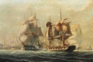 Σαν σήμερα στις 20 Φεβρουαρίου το 1822 έγινε η Ναυμαχία της Πάτρας