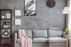 Ένας γκρι καναπές είναι αυτό το στοιχείο που λείπει από το σαλόνι σου!
