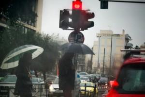 Κύμα κακοκαιρίας:  Ισχυρές βροχές, χιόνια και καταιγίδες!