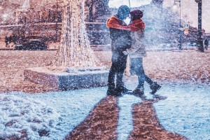 Παραμυθένιες εικόνες: Η χιονόπτωση στη Μόσχα την κάνει να μοιάζει με την χώρα των θαυμάτων!
