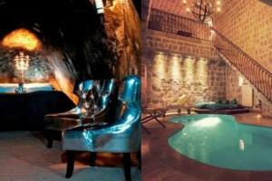 Απίστευτο! 4 μαγευτικά ξενοδοχεία κάτω από το έδαφος