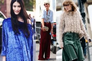 Βελούδο: Η... «δύσκολη» επιλογή που αν φορέσεις σωστά θα μαγνητίσεις όλα τα βλέμματα!