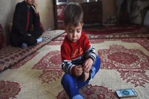 Μια μάλλον... ατυχής έμπνευση: Αφγανός πατέρας ονόμασε το μωρό του «Ντόναλντ Τραμπ»!