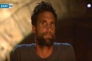 "Survivor 2: Ο Δρυμωνάκος έφυγε και το Twitter τον αποθεώνει: ""Θυμάστε τα νούμερα  της Κουρούτας; Χειρότερα  να περιμένετε!"""
