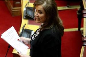 Μπακογιάννη: Για πρώτη φορά μετά από χρόνια ανησυχώ για τις ελληνοτουρκικές σχέσεις