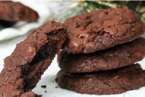 Τα τέλεια cookies με διπλή σοκολάτα