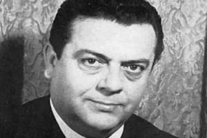 Σαν σήμερα στις 17 Μαρτίου το 1920 γεννήθηκε ο τραγουδιστής Τώνης Μαρούδας