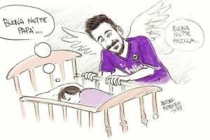 Η φωτογραφία της ημέρας: Το τρομερό σκίτσο της Φιορεντίνα για τον θάνατο του Αστόρι!