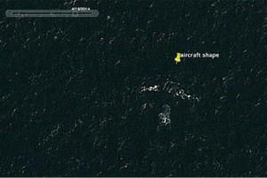 Βρέθηκε η πτήση-φάντασμα της Malaysia Airlines; Μηχανικός την εντόπισε στο Google Earth με τρύπες από σφαίρες στα συντρίμμια