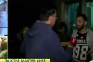 Flashback! Όταν ο Τζώρτζης του MasterChef μίλησε στον Νίκο Ευαγγελάτο! Έχασε τα πάντα στην Μάνδρα και... (Video)