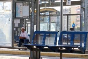 Νέα Ιωνία: Βανδάλισαν τα λεωφορεία της δημοτικής συγκοινωνίας του δήμου