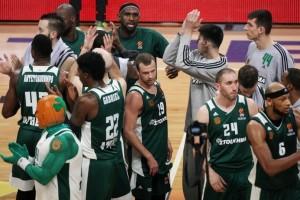 Euroleague: Προκρίθηκε μαθηματικά ο Παναθηναϊκός!