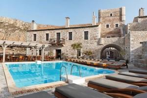 Το ξενοδοχείο στην Ελλάδα που έχει ψηφιστεί ως το πιο ρομαντικό και ιστορικό της Ευρώπης (photos)