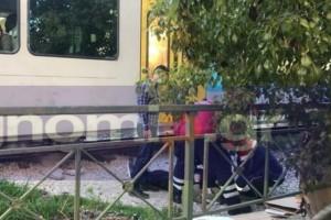Σοκ στην Πάτρα: Ηλικιωμένος άντρας παρασύρθηκε από αμαξοστοιχία!