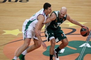 Euroleague: Τελικός πρόκρισης στην Μάλαγα για τον Παναθηναϊκό!