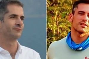 Survivor: Ο Κώστας Μπακογιάννης αυτό- τρολάρεται για την ομοιότητα του με τον Θεοδώρου «Είμαι πιο...» (Photo)
