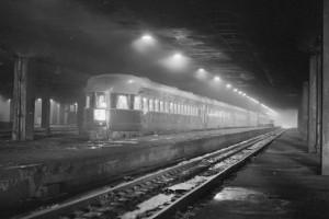 Τρομακτικό βίντεο: Κάμερα ασφαλείας «έπιασε» τρένο - φάντασμα!