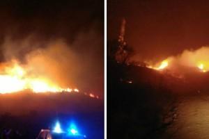 """""""Φλέγεται"""" η Κρήτη: Πυρκαγιές σε πολλά μέτωπα! Κινδύνευσαν ζωές και σπίτια! (photos+video)"""