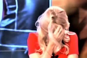 Η πιο επική στιγμή στην ελληνική τηλεόραση! «Έκλαψε» από τα γέλια η Αννίτα (video)