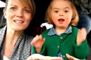 Το πιο συγκινητικό βίντεο: Ένα αλλιώτικο caprool karaoke με μητέρες και παιδάκια με σύνδρομο Down!