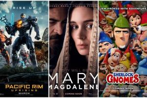 Οι νέες ταινίες της εβδομάδας: Pacific Rim και Μαρία Μαγδαληνή έρχονται για να καθηλώσουν!