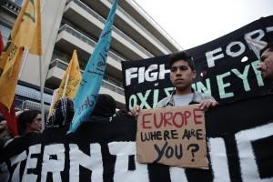 Αντιρατσιστικά συλλαλητήρια σε Αθήνα - Θεσσαλονίκη! (Photo & Video)