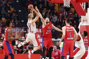 Euroleague: Για την 2η θέση στην Μόσχα ο Ολυμπιακός!