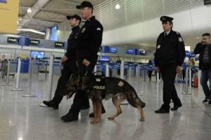 Άνδρας συνελήφθη στο «Ελ. Βενιζέλος» με 11 κιλά ηρωίνης