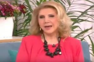 Η Λίτσα Πατέρα μιλάει για την συνάντηση με την Έλενη Μενεγάκη! «Συγκινήθηκα πολύ γιατί...»